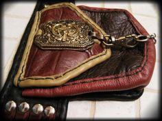 Amazing leather work by Ahni Radvanyi   AhniRadvanyi.com   #813-407-9996.