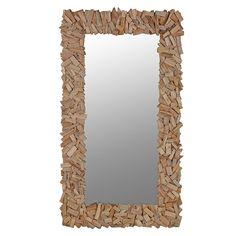 Medium Driftwood Mirror 156 x Driftwood Furniture, Driftwood Mirror, Interior, Wall Mirror, Medium, Beautiful, Window, Home Decor, Decoration Home