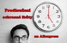 ♥ 24 - Prodloužení ochranné lhůty na Aliexpress  ★      Co vlastně znamená ochranná kupujícíhoBuyer Protection na Aliexpress? Aliexpress chce mít hlavně spokojené zákazníky, a tak se snaží poskytovat ten nejlepší servis. Z toho důvodu chrání své zákazníky před nespolehlivými prodejci. Ochranu kupujícího můžete použít například v případě, že:     #Aliexpress, #BuyerProtection, #Cesky, #ČeskýAliexpress, #Čína, #Nakupovani