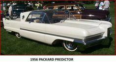 Este carro seguiu grande parte dos formatos de outros veículos em 1957. No entanto, tinha características incomuns, como assentos que giravam para o lado de fora, permitindo que o passageiro tivesse fácil acesso ao automóvel, uma característica que mais tarde seria usada em alguns produtos de Chrysler. O Predictor também tinha as 'janelas de ópera', pequenas janelas na parte traseira do veículo, que depois foram incorporadas nos Thunderbirds.