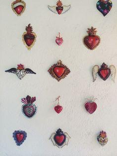 corazones mexicanos