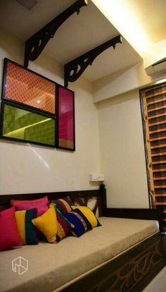 nice Indian fabrics framed!!...