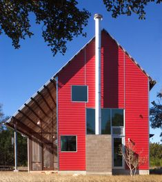 Wilde Hair Ranch, Austin Texas // by Mell Lawrence Architects, via Design Crush