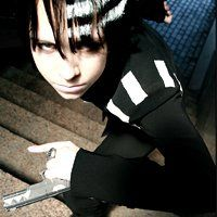 Death The Kid Cosplay. Soul Eater.