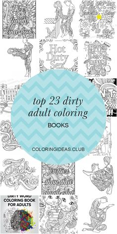 Are you looking for an article about Top 23 Dirty Adult Coloring Books. Get this Contemporary and Save this article now! Moon Coloring Pages, Detailed Coloring Pages, Fairy Coloring Pages, Free Adult Coloring Pages, Free Printable Coloring Pages, Coloring Pages For Kids, Coloring Books, Kids Coloring, Colouring