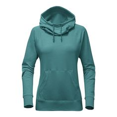 The North Face Women's Long Sleeve TNF Terry Hoodie
