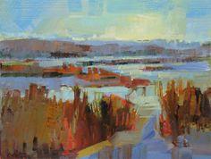 Baylands Skyrise by Karen White, 8x10