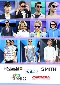 Safilo Spices Things Up on the Runway: http://eyecessorizeblog.com/2015/03/safilo-spices-runway/