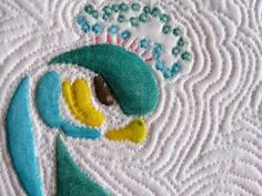 Petit Design Co: Fabric Tinting Tutorial - - with colored pencils