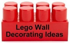 all things lego for bedroom