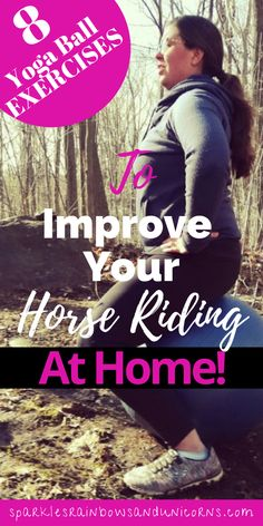 Improve Your Horse Riding Skills At Home With 8 Yoga Ball Exercises Horse Riding Quotes, Horse Riding Tips, Step Aerobic Workout, Horseback Riding Tips, Horse Exercises, Riding Lessons, Exercise Ball, Horse Training, Horse Care