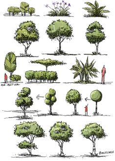 Architecture Concept Drawings, Landscape Architecture Drawing, Landscape Sketch, Landscape Plans, Landscape Drawings, Landscape Design, Cityscape Drawing, Evans Art, 8bit Art