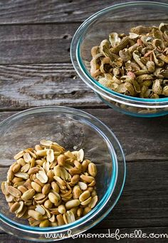 Honey Roasted Peanut Butter Recipe   homemadeforelle.com