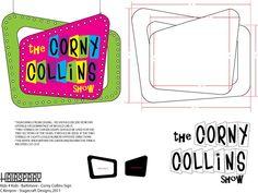 corny collins set design - Google Search