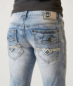 50ca7489f505 American Fighter Heritage Stretch Jean - Men s Jeans in Trenton   Buckle
