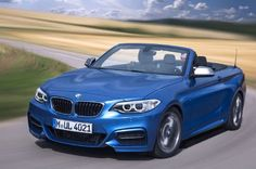 2015 BMW 2 Series Convertible Will Flip Its Lid for $38, 850