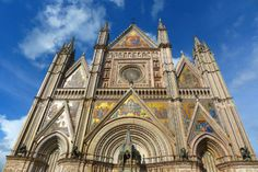 The magnificant Duomo of Orvieto
