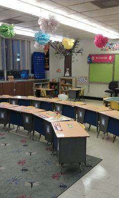1) Desks found in every classroom #teacherschangelives