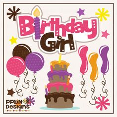 PPbN Designs - Birthday Girl Set (40% off for Members), $0.18 (http://www.ppbndesigns.com/birthday-girl-set/)