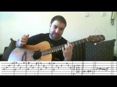 Tutorial: Stairway to Heaven - w/ TAB (How to play the entire song) - YouTube
