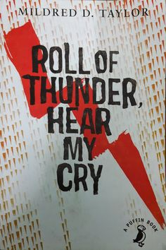 Image result for roll of thunder, hear my cry [book]