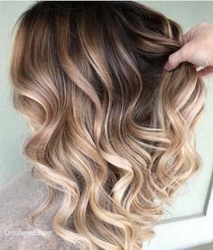 """3,130 Likes, 27 Comments - Amy (@camouflageandbalayage) on Instagram: """"Sunday Morning feels.. This Creamy Rich Balayage took 4 Sessions over the course of a year. Getting…"""""""