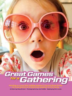 Family Fun's great games for a gathering