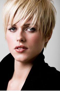 Diese Kurzhaarfrisuren sehen besonders bei Frauen mit blonden Haaren total cool aus! - Seite 3 von 10 - Neue Frisur
