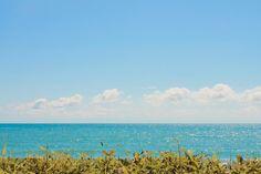 Ocean photograph 8x12 Beach wall art by AnaPontesPhotography.