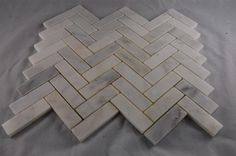 herringbone tile love... love it looking for some for the kitchen and the bathroom