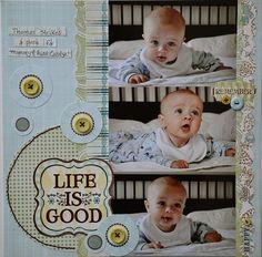 Life Is Good-3 Horizontal Photos