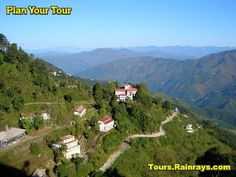 Tourist Attraction India: Camel's Back Road Mussoorie