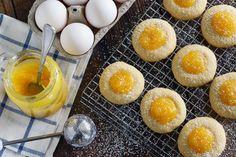 Lemon Thumbprint Cookies