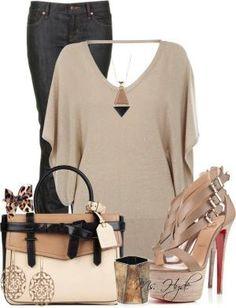 LOLO Moda: Classy womens fashion by MamieKnowsBest
