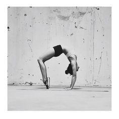 wheel #yoga