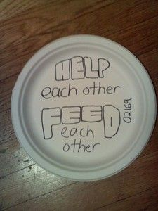 Love thy neighbor! Boston Food, Greater Boston, Love Thy Neighbor, Food Bank, Paper Plates, Campaign, How To Get, Messages, Love Your Neighbour
