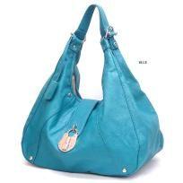 Designer inspired handbag  Zip top closure  Silver-tone hardware  L 15 * H 12 * W 8.5  More Handbags on L & L Handbags on  Facebook