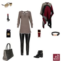 Plus Size Outfit: Rock Chick. Mehr zum Outfit unter: http://www.3compliments.de/outfit-2015-09-11-o