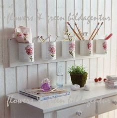 5 Creative Clever Ideas: Shabby Chic Pink Wallpaper shabby chic crafts to make.Shabby Chic Crafts To Make. Rosa Shabby Chic, Shabby Chic Mode, Style Shabby Chic, Shabby Chic Decor, Rustic Decor, Shabby Chic Vanity Chair, Shabby Chic Furniture, Bedroom Furniture, Tin Can Crafts