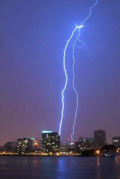 Oakland was electric last night!  Photo by Damon Tighe via Oaklandish