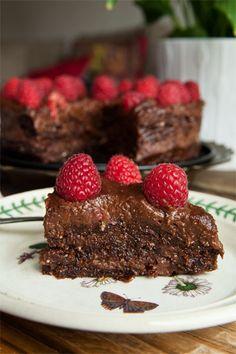 Gesunder Schokoladenkuchen rezpet