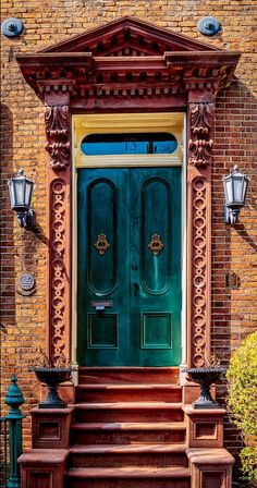 Charleston, South Carolina door