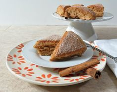 Snickerdoodles Scones - a light and fluffy scone with the taste of snickerdoodles. Guilt free to boot!