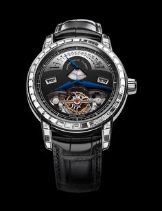 Christophe Claret Diamond-set Rialto