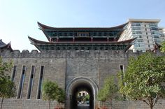 Kunming - Ballade dans la ville