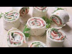 Die Lachs-Frischkäse-Röllchen sind der perfekte Snack. Bonus: Für dieses 15-Minuten Rezept braucht ihr nur 5 Zutaten. Super einfach und unglaublich lecker!