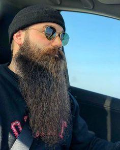 The Beard & The Beautiful Full Beard, Beard Love, Epic Beard, Grey Beards, Long Beards, Beard Cuts, Viking Beard, Clean Shaven, Smooth Face