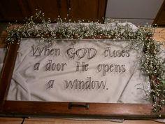 Window craft
