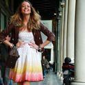 Missoni Look  , Missoni in Dresses, Miu Miu in Gladiators, Christian Dior in Bags, Viridì in Jewelry