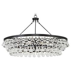 Large Bling chandelier